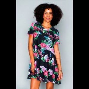 Show Me Your Mumu Nick's Babydoll Jardina Stretch